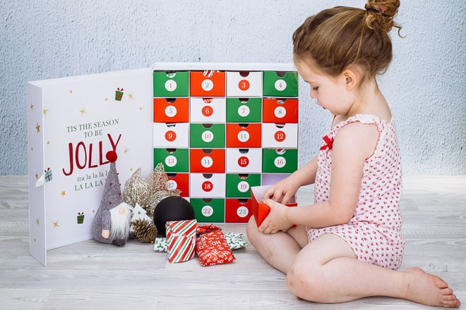 15 non-chocolate advent calendars for Christmas 2018