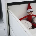 Super quick and easy Elf on the Shelf ideas for lazy mums