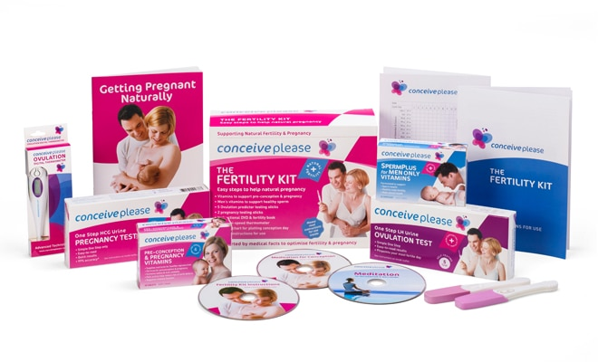 conceiveplease Fertility Kit