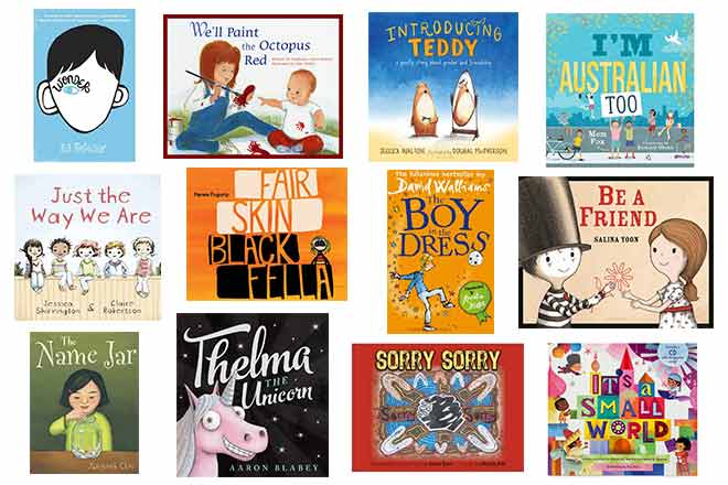 The best children's books about tolerance and accepting others
