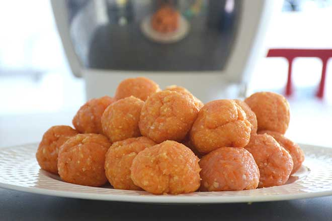 chicken mince meatballs