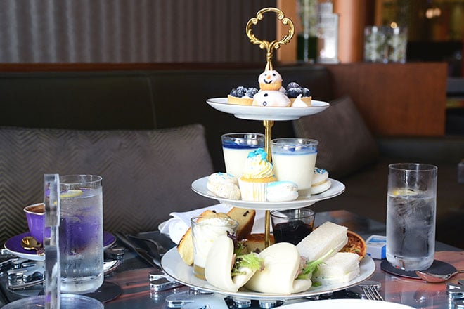 Sofitel Sydney Frosted High Tea Adults high tea