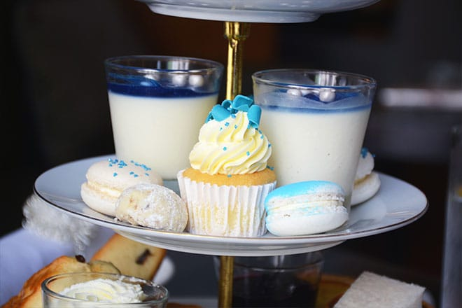 Frosted High Tea Desserts