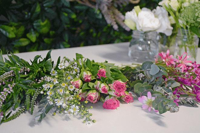 DIY Flower crown tools