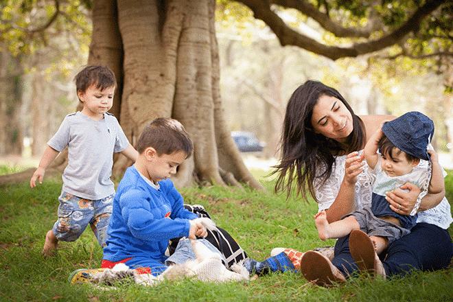 Motherhood Insights – Uldouz Van Eeno