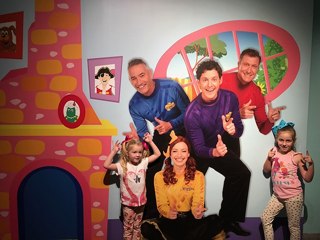 The Powerhouse Museum - Wiggles exhibition