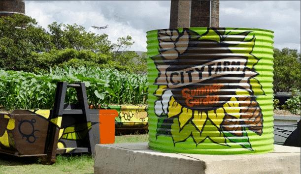 Sydney Park Urban Farm