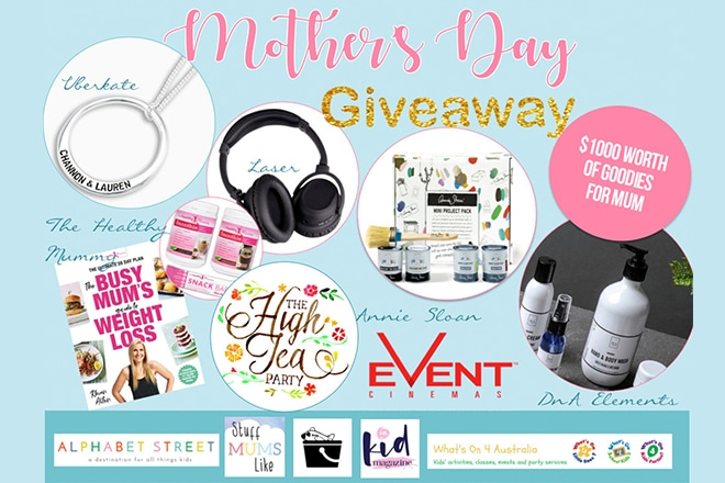 Bumper Mother's Day Giveaway