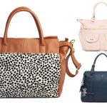 8 nappy bags that can double as a work bag