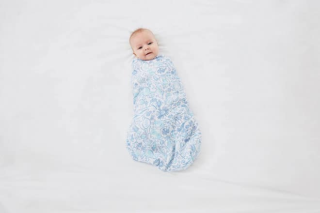 The Red Nose Guide to safe swaddling your baby