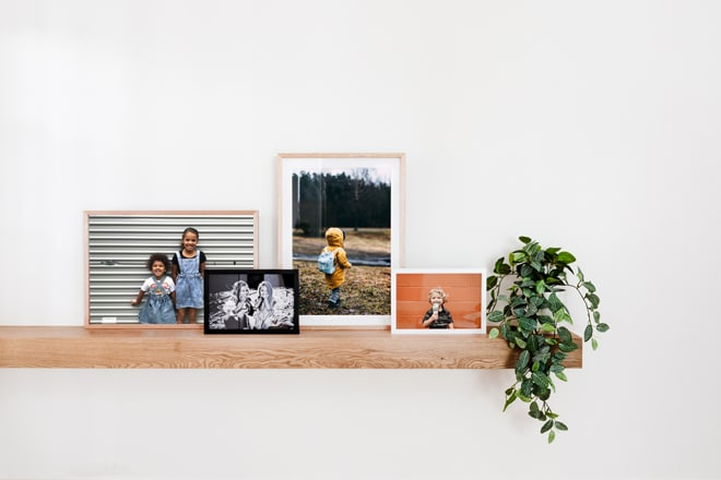 Format Framing Father's Day gift idea