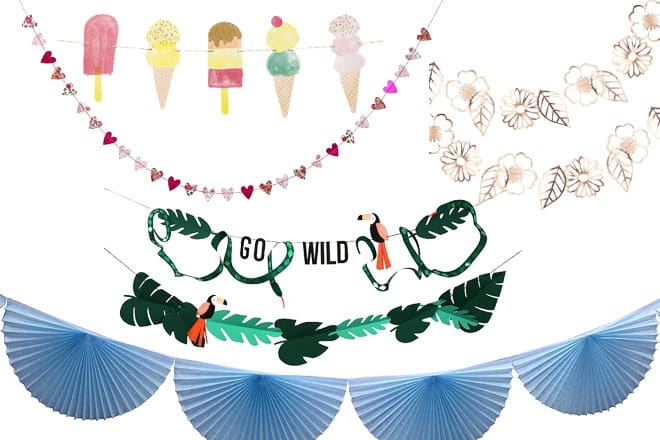 garland decorations