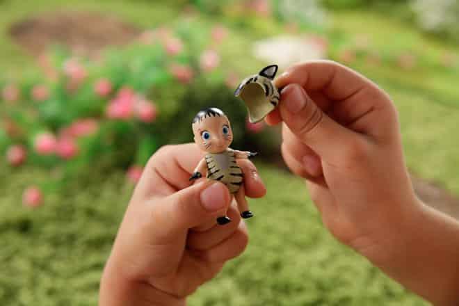 QPeas collectible toys