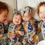 What life is like with two sets of twins