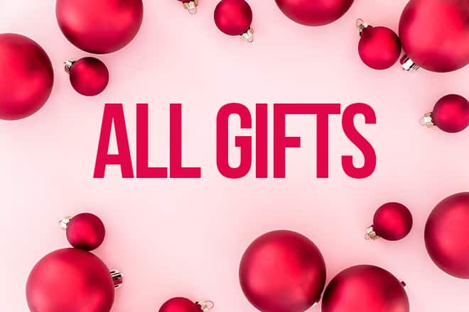 2018 Christmas Gift Guide all gifts