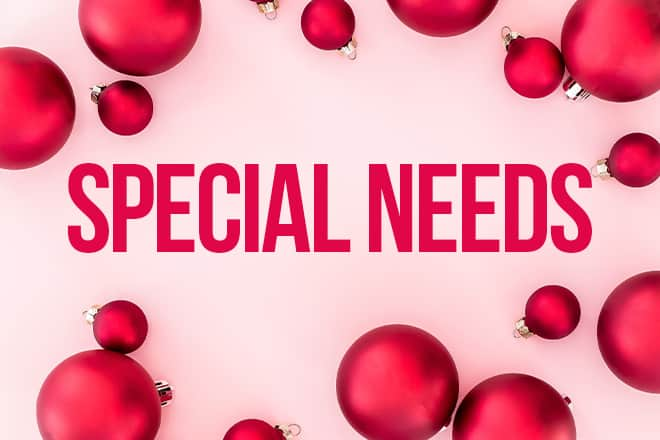 Special needs Christmas gifts