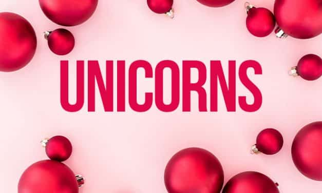 Unicorn Christmas gift ideas