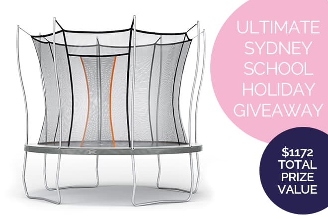 WIN the Ultimate Sydney School Holiday Prize Pack