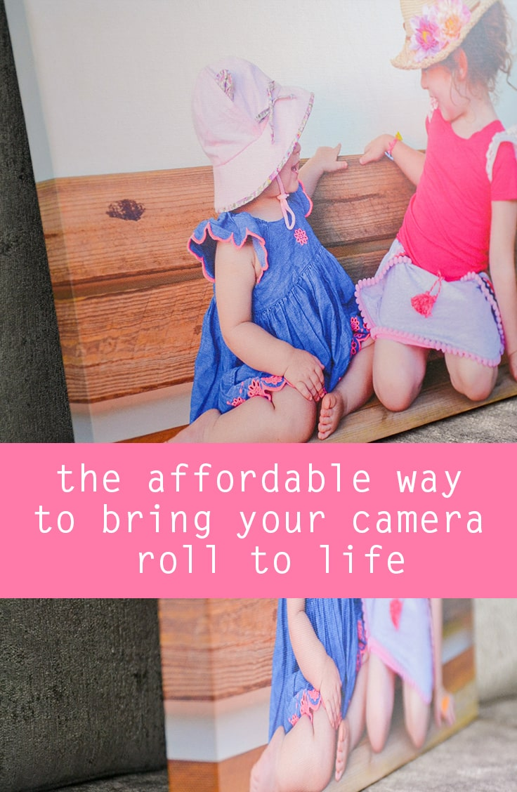 The affordable way to bring your camera roll to life