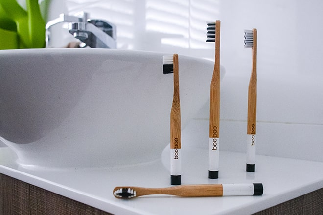 BooBoo Bamboo toothbrush review