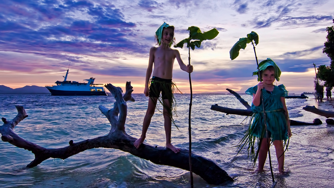 Solomon Islands - travel with kids