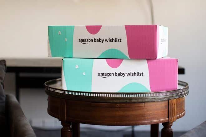 Amazon Baby Wishlist Welcome Box