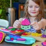 DIY Felt Food – No Sew Felt Craft Project
