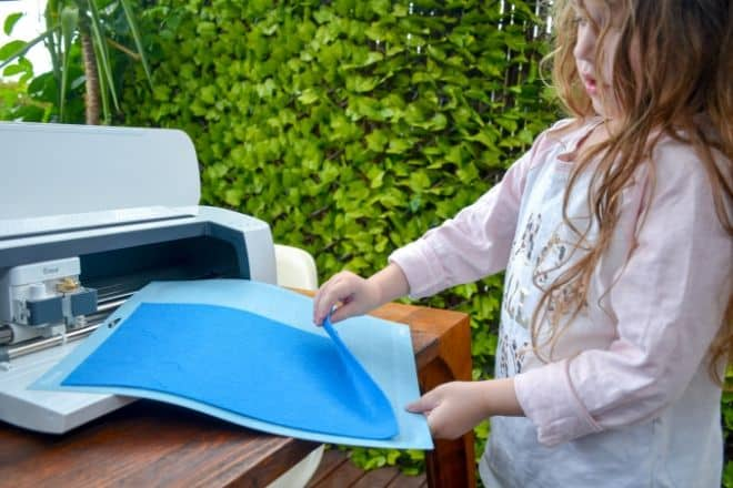 Cricut Maker Felt Projects for Kids