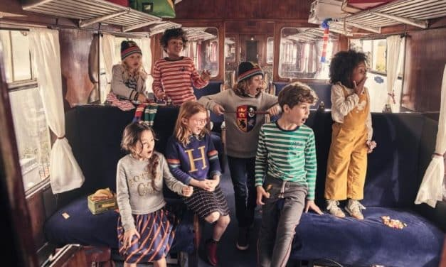 Muggle Magic: Mini Boden x Harry Potter kids collection