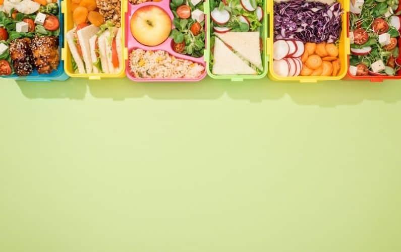 Back-to-school lunchbox snacks